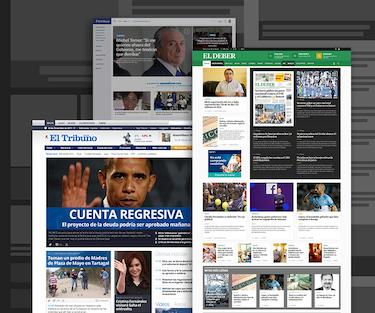 Redesigning the news