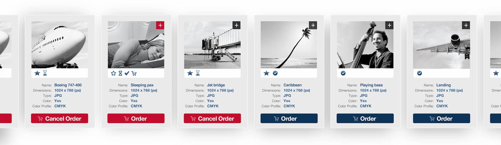 Delta - Orders