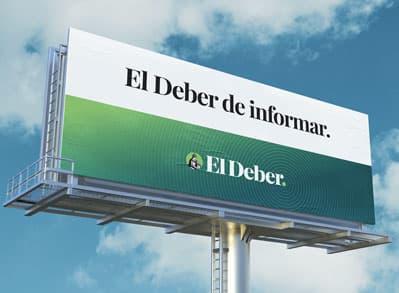 El Deber - Banner