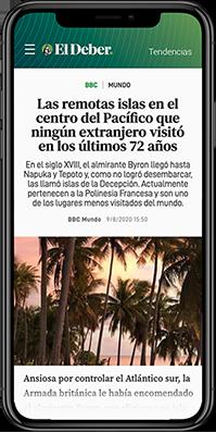 El Deber - Mobile