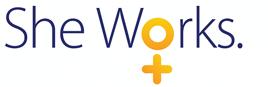 She Works - Logo
