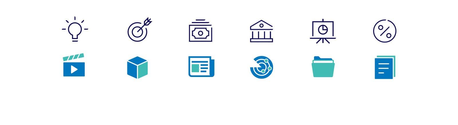 TradeStation - Icons