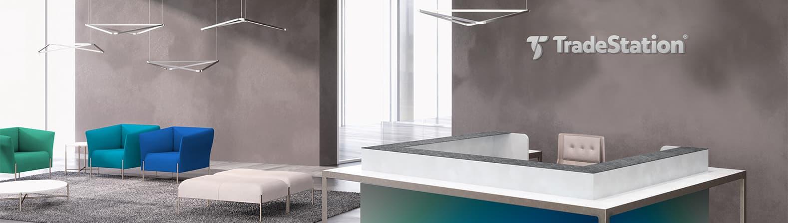 TradeStation - Reception Desk