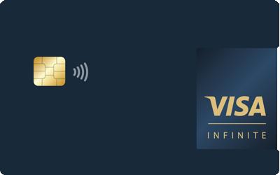 Visa Affluent - Card Visa Infinite