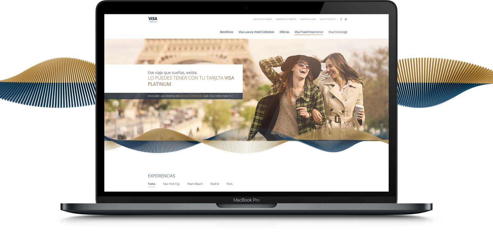 Visa Affluent - MacBook Pro