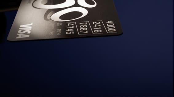 Visa Innovation Card Lab - Card