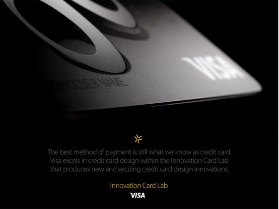 Visa Innovation Card Lab - Innovation