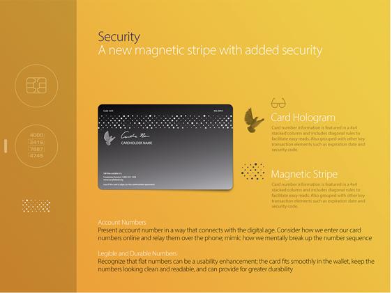 Visa Innovation Card Lab - Security