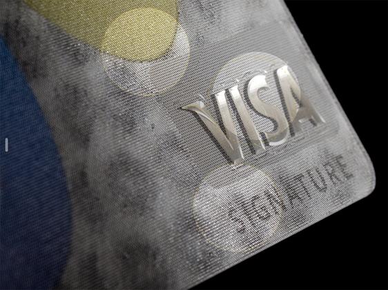 Visa Innovation Card Lab - Signature