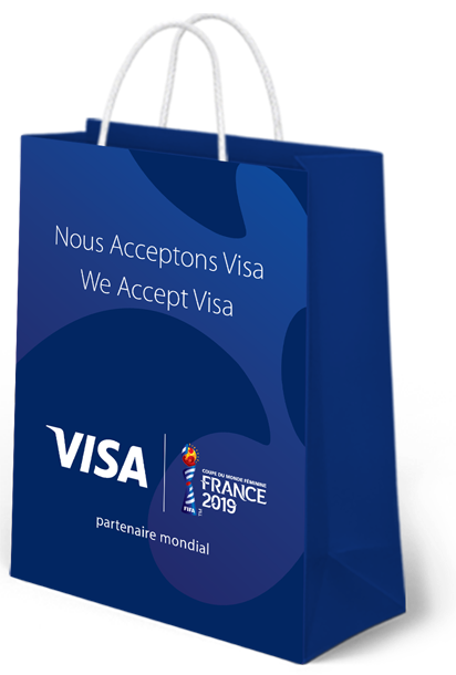 Visa France - Bag