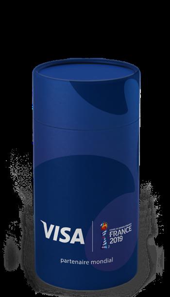 Visa France - Cylinder
