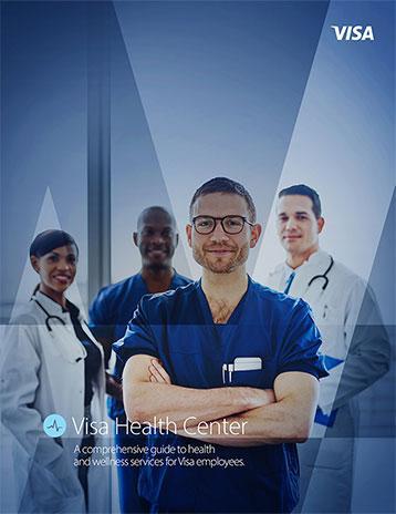 Visa Health Center - Brochure