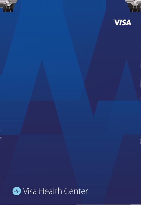 Visa Health Center - Poster