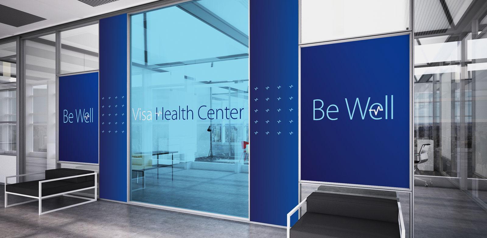 Visa Health Center - Render