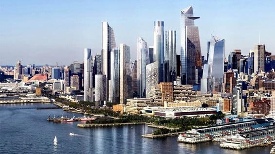 Visa Hudson Yards New York - City