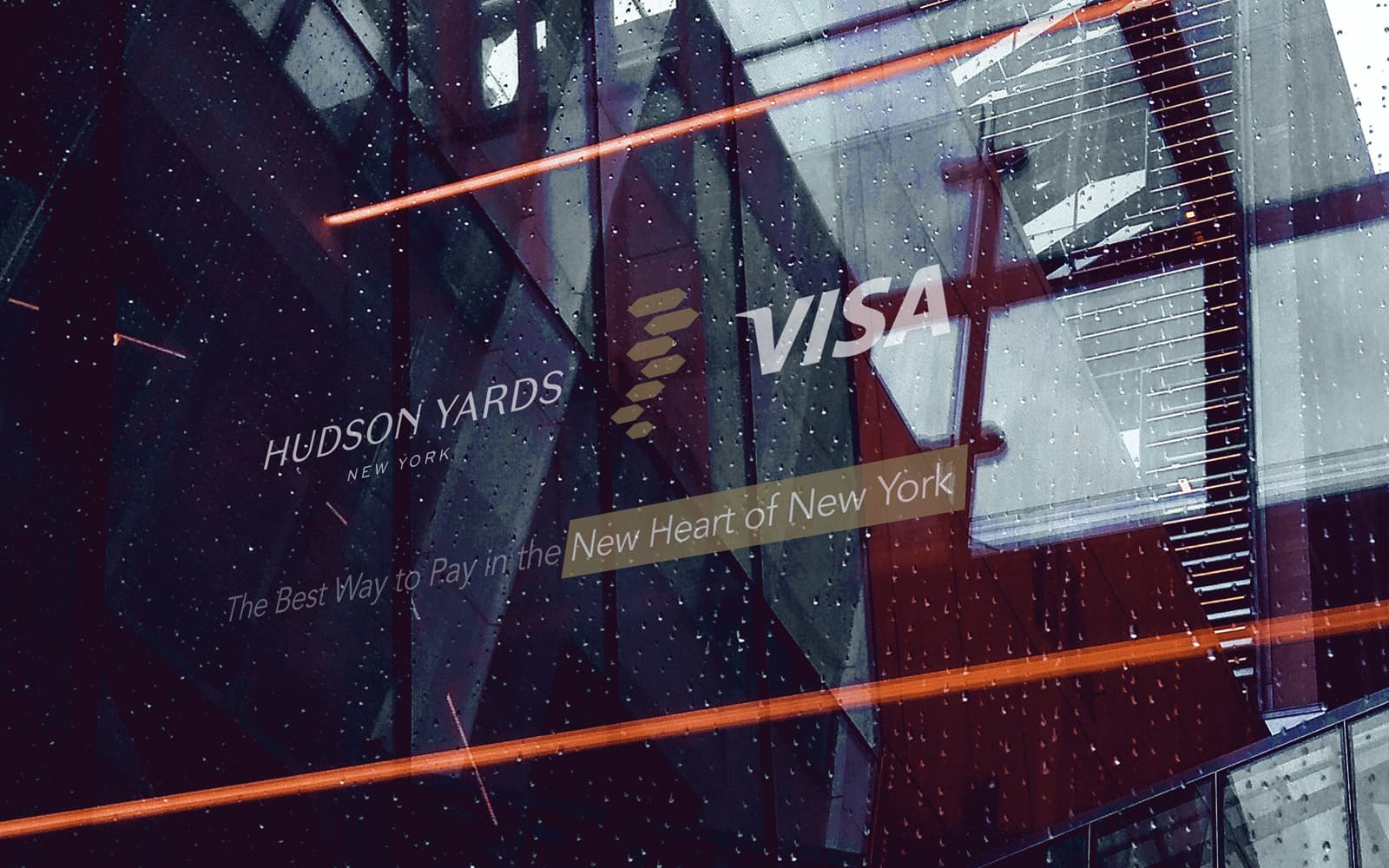 Visa Hudson Yards New York - The best way to pay in the new heart of New York