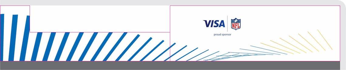Visa Metlife - Desk Render