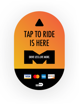 Miami-Dade Transit - Tap to ride is here