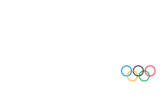 Visa Tokyo 2020 - Logo White