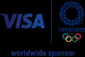 Visa Tokyo 2020 - Logo