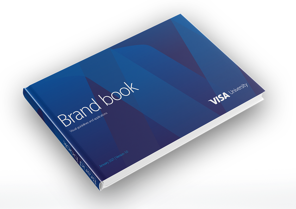 Visa University Brand - Brand Book