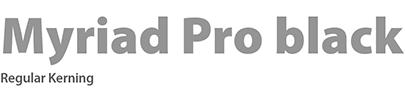 Visa University Brand Update - Font