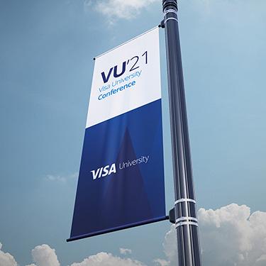 Visa University Brand 2021