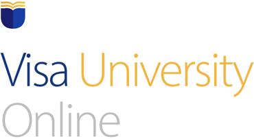 Visa University Online Campus - Logo
