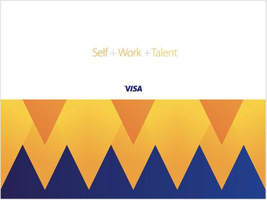 Visa University Online Campus - Self + Work + Talent