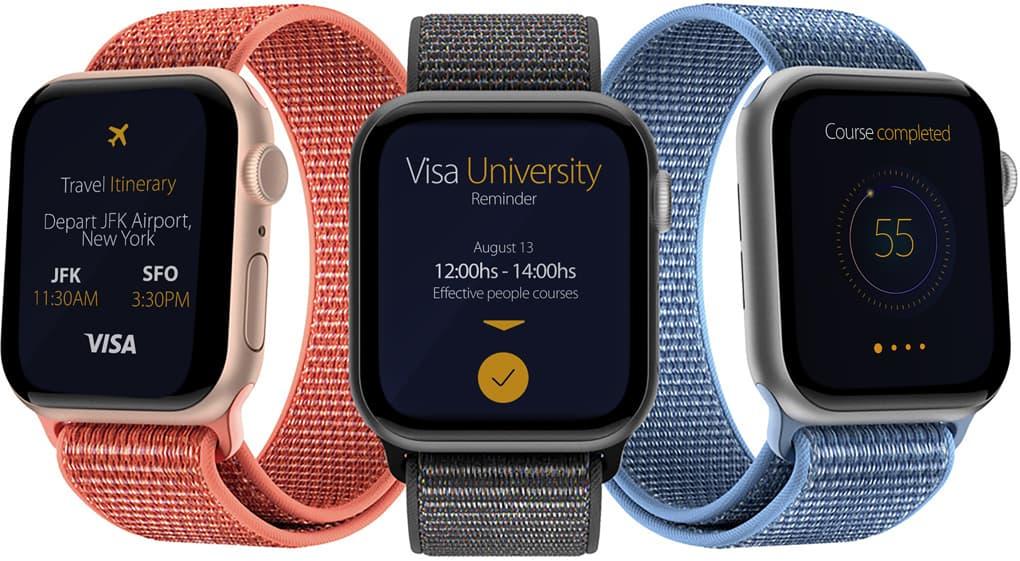 Visa University Online Campus - Smart Watches