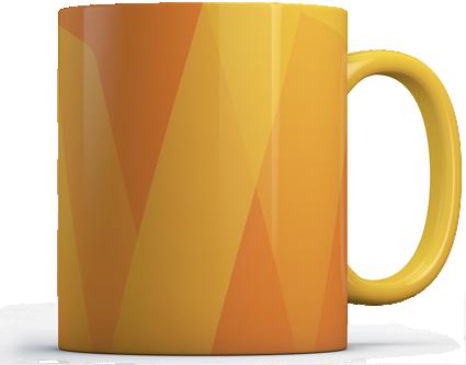 Visa University Internal Brand - Cup