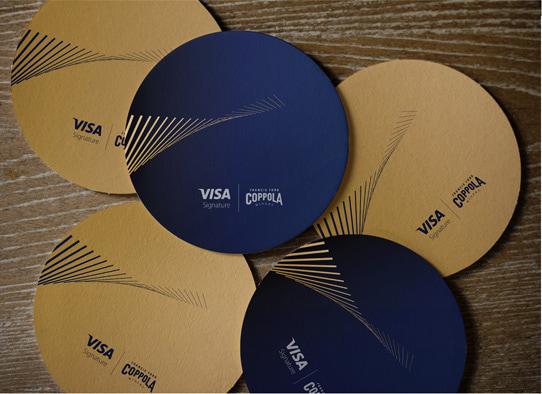 Visa Napa Valley Wineries - Circles