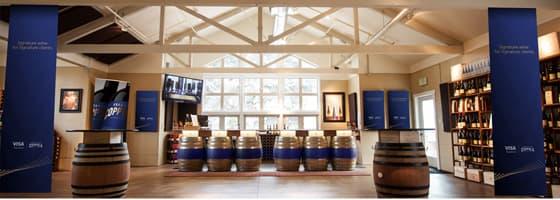 Visa Napa Valley Wineries - Wines store