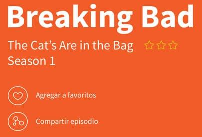 Teletica VOD - Breaking Bad