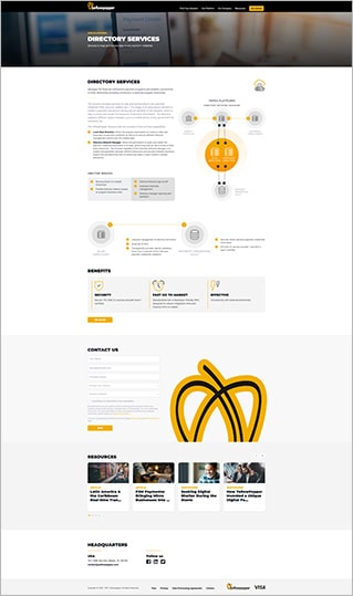 YellowPepper - Site